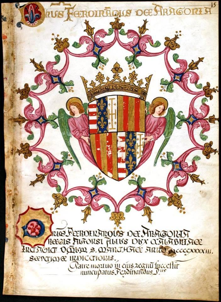blasone Ferdinando I